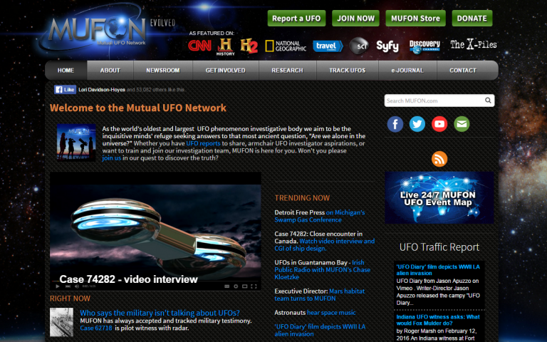 Top 10 UFO Reporting Websites in the World – Full Review ...